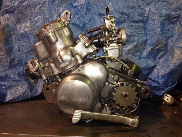 1988 1992 Lt250r Engine For Sale Running And Fully Rebuilt