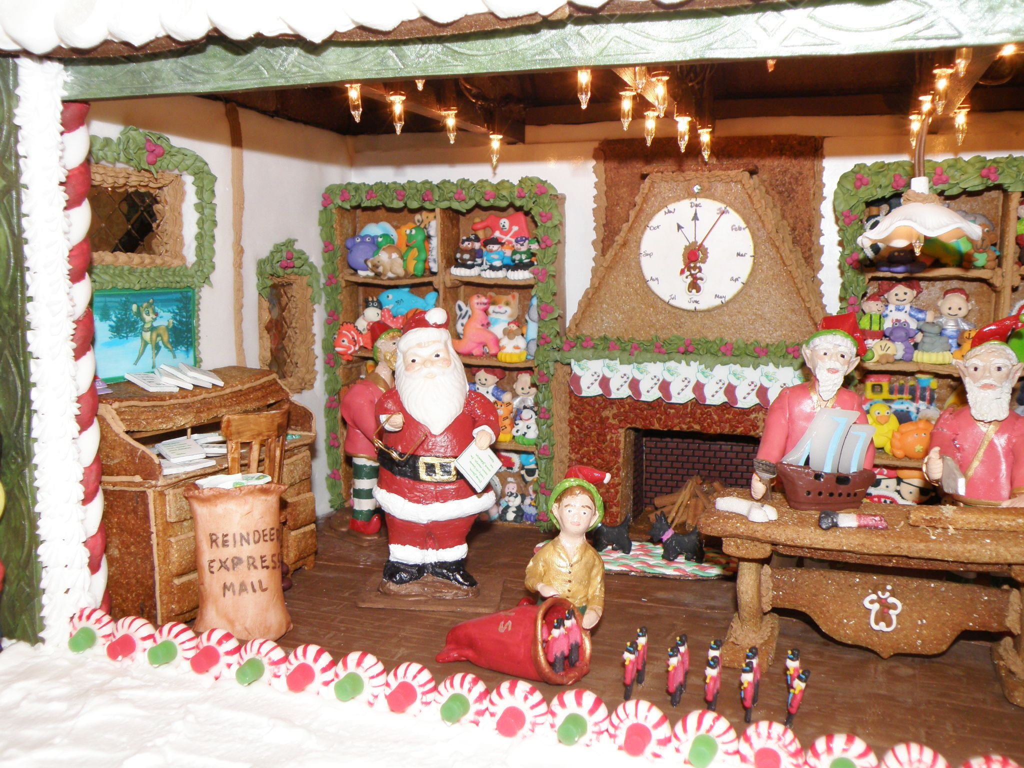 1000+ images about Gingerbread House Interiors on ...